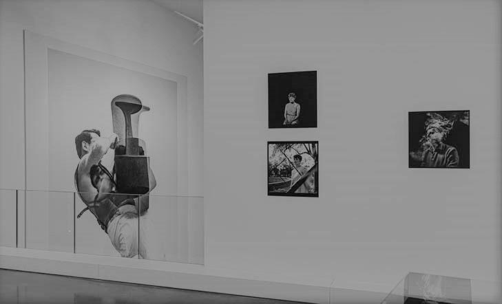 Nestor Basterretxea. A través de la fotografía ¡Últimos días!