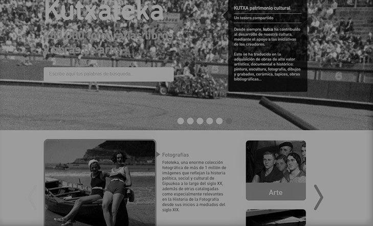 Donación del Fondo Toribio Noain a Fototeka Kutxa