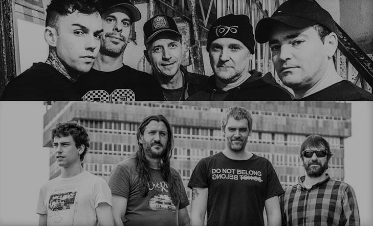 7th  Story  Killers  +  Stonefaces  |  diska  aurkezten  dute