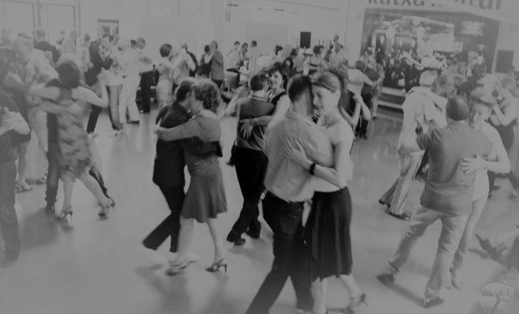 Argentinako  Tango  Eskola  eta  Milonga