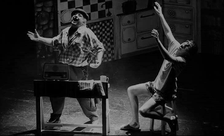 Antzerki musikaleko tailerra | Demode Quartet