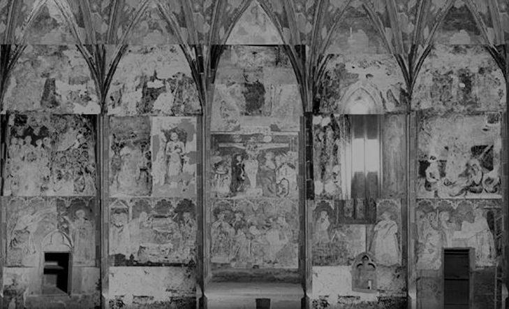 """Presentación del libro """"Estudio de las Pinturas Murales de San Salvador de Gallipienzo"""""""